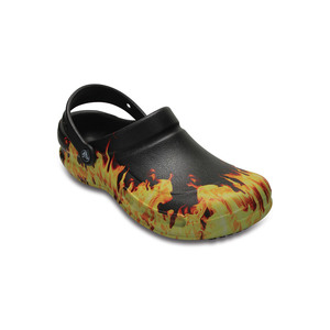 Crocs Bistro Flames  antiscivolo