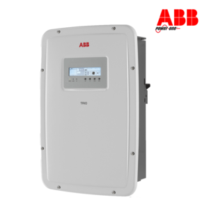 INVERTER TRIFASE ABB POWER ONE TRIO - 7.5 -TL-OUTD