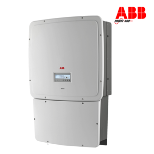 INVERTER TRIFASE ABB POWER ONE TRIO - 20.0 -TL-OUTD-400