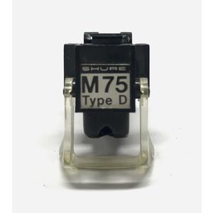TESTINA USATA GIRADISCHI M75 TYPE D SHURE