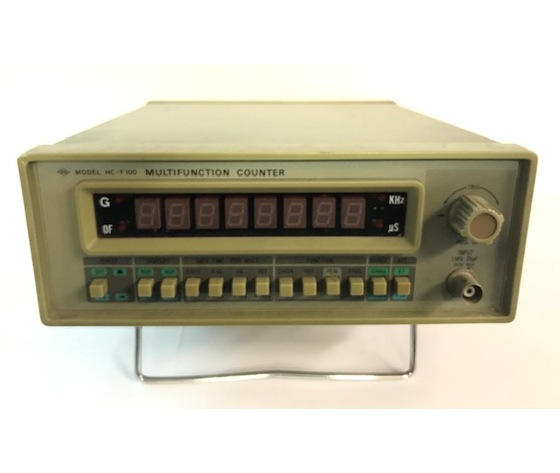 MULTIFUNCTION COUNTER MODEL HC F100