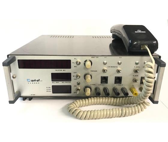 SIMULATORE LINEA TELEFONICA TSTN CEIT-EL