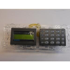 TDI01 TASTIERA NERA CMP32-64 64321400 BRAHMS