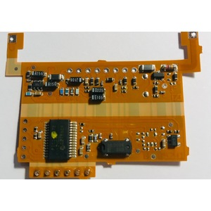 PCB WITH LCD B 50 1  SENNHEISER SD 85769 SD 85769 085769 B50