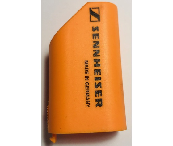 COVER CAP ORANGE X ANTENNA CASE SKM 3072 (ex 074337) SENNHEISER SD074337