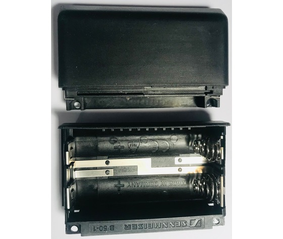 BATTERY BOX WITH CONTACTS B 50/1 SENNHEISER SD085768
