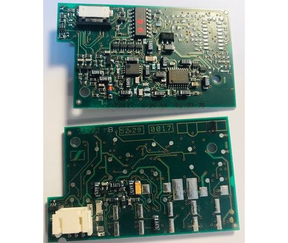PCB SKP 100 e EW 101 AF AMPLIFIER SENNHEISER SD080584