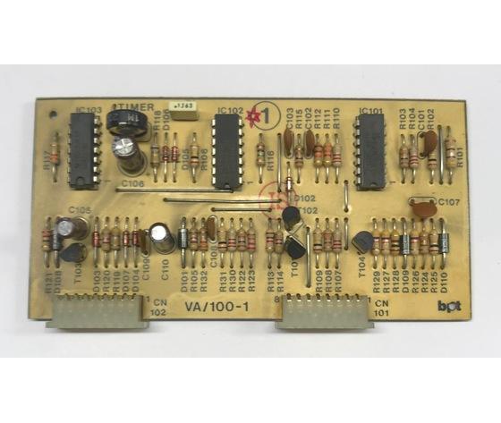 SCH. 1 VA/100 - SCHEDA COMPL. 1 - 68109300