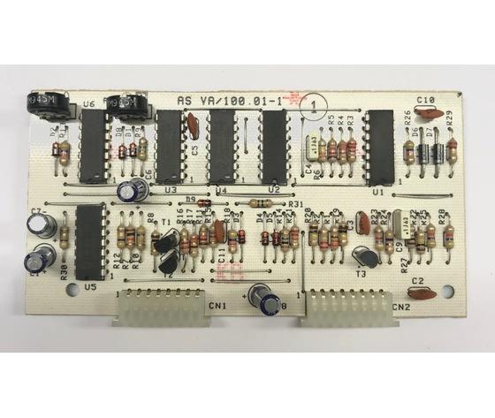 SCH. 1 VA/100.01 - SCHEDA COMPL.1 - 68115300