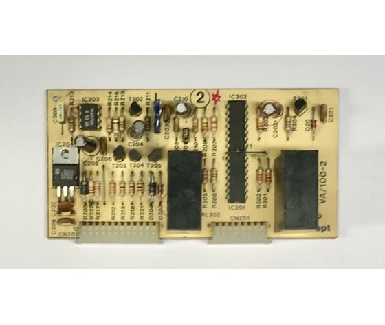 SCH.2 VA/100 - SCHEDA COMPL.2 - 68109400