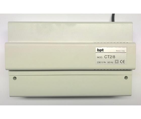 CT2/8 - 230V 50HZ-CENTRALINO TELEFONICO - 66400200