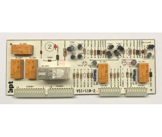 SCH.1 VSI/110 SCHEDA COMPL. 68109900