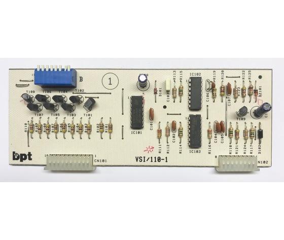 SCH.2 VSI/110 SCHEDA COMPL. 68110100