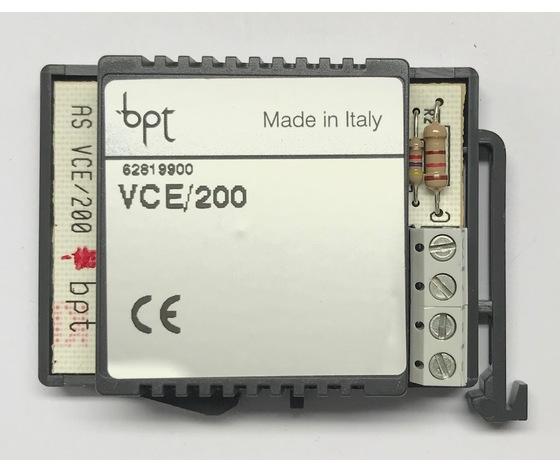 VCE/200 - PROLUNGATORE DI CHIAMATA - 62819900