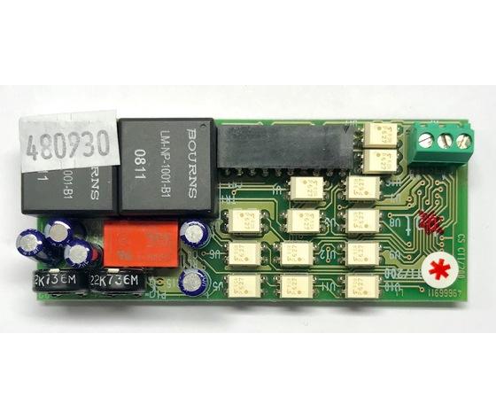CTI/200 - SCHEDA INTERFACCIA SISTEMA 200 - 66481200