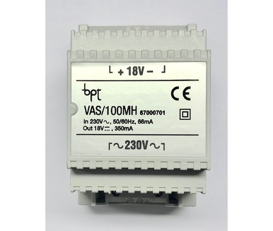 VAS/100MH 230V 50/60HZ ALIMENT ATORE  67000701
