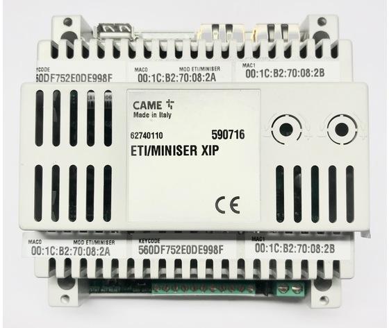 ETI/MINISER XIP MINI SERVER RETI LAN 62740110