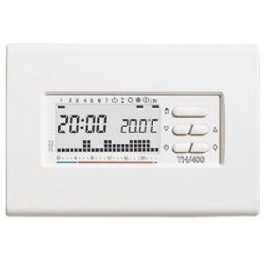 TH/400 BB 69404200 Cronotermostato digitale settimanale, da parete, colore bianco