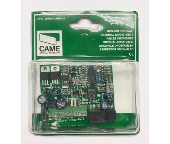 SCH COMANDO 12-24 V AC-DC MONOCANALE RF-001S0001