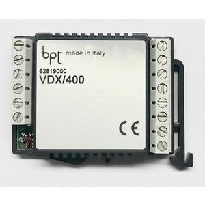 VDX/400 DISTRIBUTORE PER DOPPINO TELEFONICO 4 USCITE 62819000