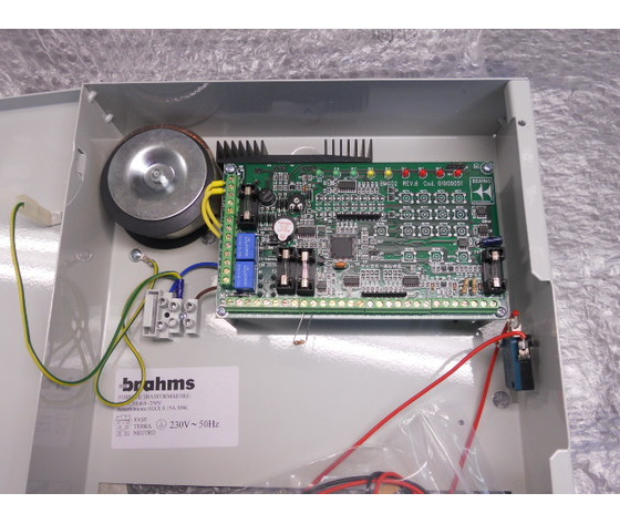 CMP26 CENTRALE 26 ZONE BRAHMS 64300300