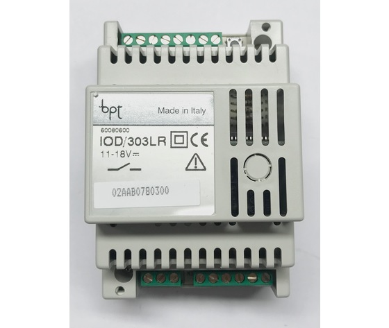 IOD/303LR ATTUATORE  60080600
