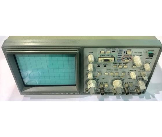 HITACHI VEC-6045 OSCILLOSCOPIO DIGITALE