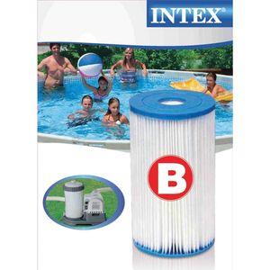 Intex 59905 Filtro Cartuccia, Tipo B