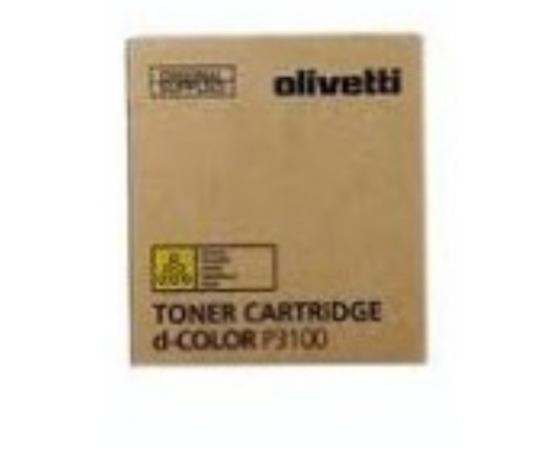 Olivetti toner B1122 giallo Yellow d-Color P3100