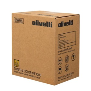 Olivetti toner B0894 giallo-Yellow d-Color MF3000