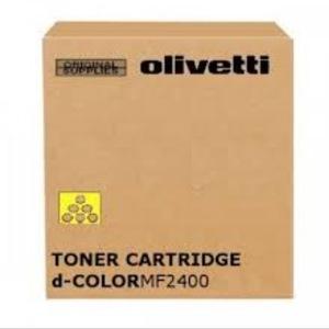 Olivetti toner B1008 giallo laser