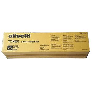 Olivetti Toner B0818 Nero