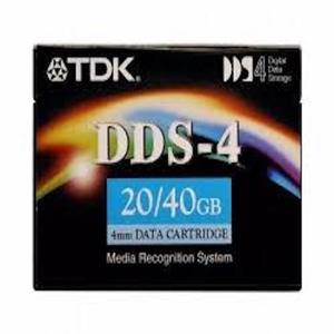 TDK DC4-150S - DDS-4 - 20 GB / 40 GB - storage media