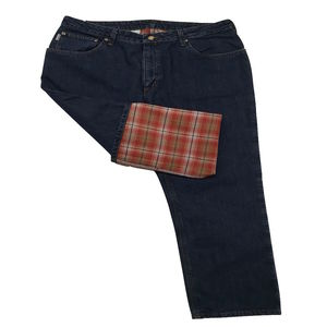 JEANS CARHARTT FLANNEL LINED FOR WOMAN