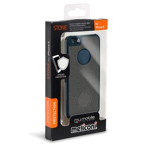 Meliconi Custodia per iPhone 5/5S Stone Bluemarine