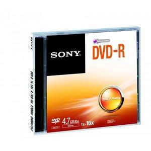Sony Dvd-r 4.7GB DPR120 - Confezione da 1 disco