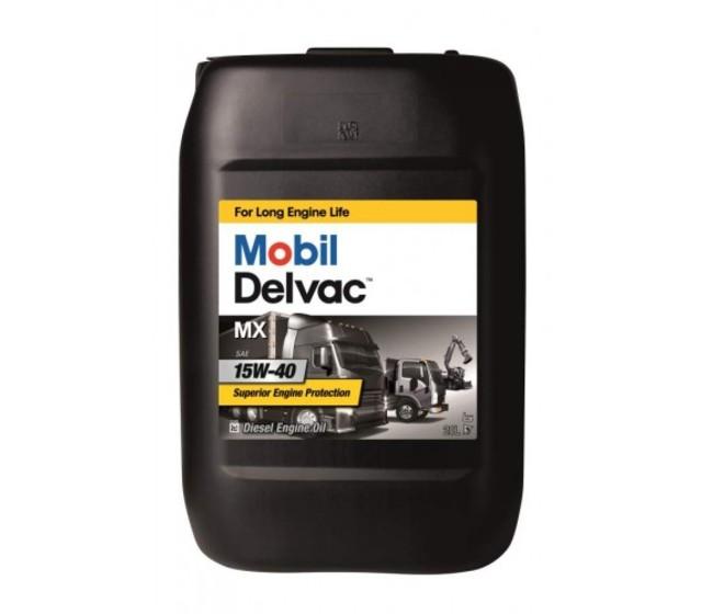 Mobil 1 Delvac Mx 15w40 20lt.