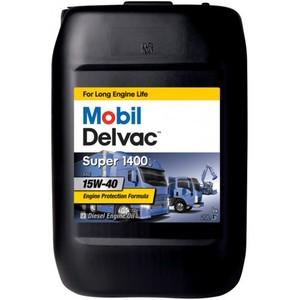 Mobil 1 Delvac Super 1400 15w40 lt.20