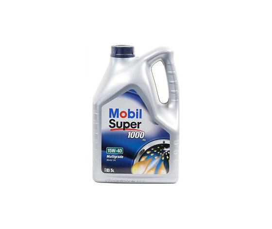MOBIL SUPER 1000 X1 15W40 5LT