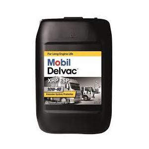 Mobil 1 Delvac XHP ESP 10W40 lt.20