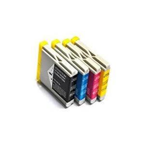 Cartuccia ink jet compatibile Brother RLC-970C