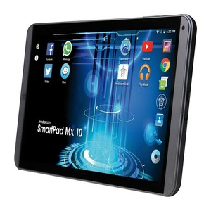 "Tablet Mediacom SmartPad Hx 10 HD HSPA+ 10.1"" 16 GB Android 6.0 M-SP10HXBH"