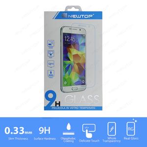 Pellicola in vetro temperato - protezione schermo smartphone