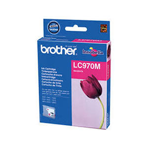 Cartuccia ink jet originale Brother LC-970M