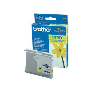 Cartuccia ink jet originale Brother LC-970Y