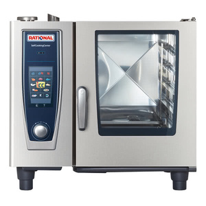 Forno RATIONAL Self CookingCenter modello 61 a gas