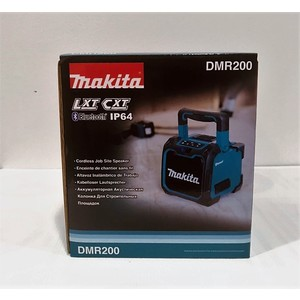 MAKITA DMR200 Altoparlante Bluetooth 10.8-18V
