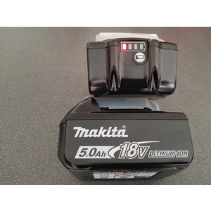BATTERIA MAKITA 18V 5.0Ah BL1850B ORIGINALE