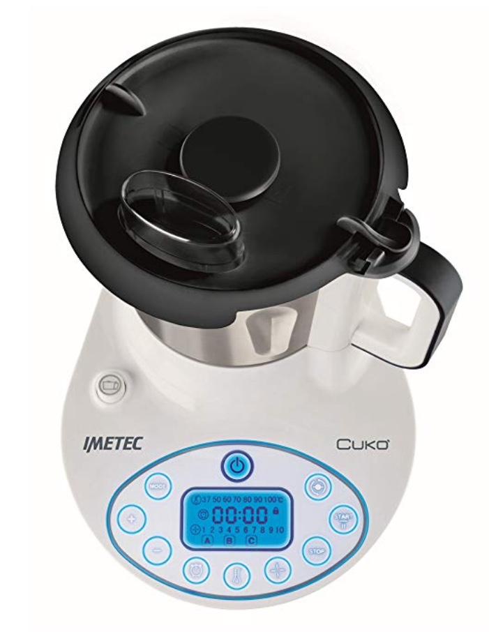 Imec Cukò Robot da Cucina multifunzione con Cottura - SHOCK TUTTO ...
