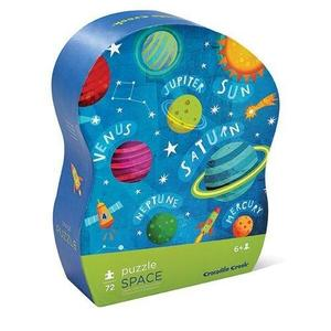 GIOCO EDUCATIVO - PUZZLE SPACE